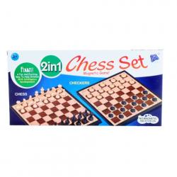 Obrázek Šachy a dáma