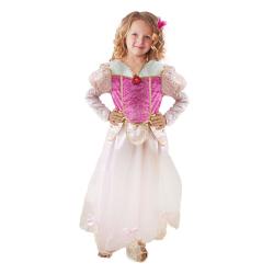 Obrázek Dětský kostým Princezna květinka (L)