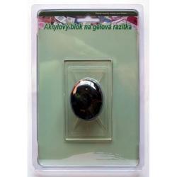 Obrázek Akrylový blok s úchytkou 10x6x0,3cm