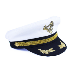Obrázek čepice námořník / kapitán, dospělá