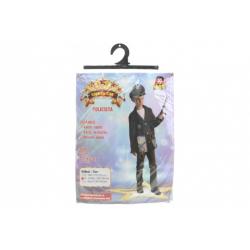 Obrázek Šaty na karneval - Policista, 120 - 130 cm