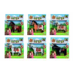 Obrázek Kůň Beauty Pferde, 11 cm, 6 Druhů