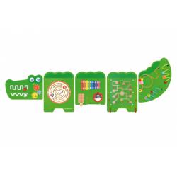 Obrázek Dřevěná nástěnná hra Krokodýl