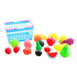 Obrázek Košík s ovocím