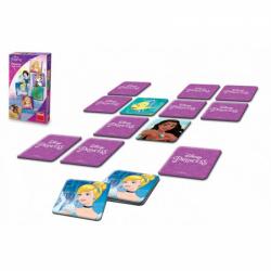 Obrázek Pexeso Princezny 48 kartiček společenská hra v krabičce 12x18x3,5cm