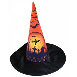 Obrázek klobouk Halloween, dospělý