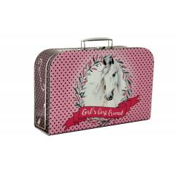 Obrázek kufr Kůň, velký