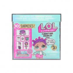 Obrázek L.O.L. Surprise! Nábytek s panenkou - Bruslařský park & Roller S