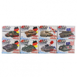Obrázek Stavebnice 4D Tank 8 /bal