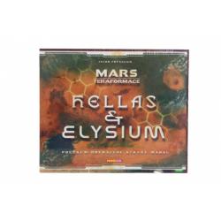 Obrázek Mars: Rozšíření Hellas a Elysium