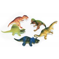 Obrázek dinosauři větší, 5 ks v sáčku