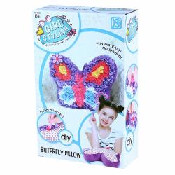 Obrázek Kreativní polštář motýl