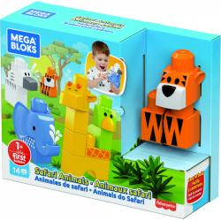 Obrázek Mega bloks zvířátka ze safari