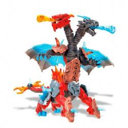 Obrázek Mega Bloks dvouhlavý drak