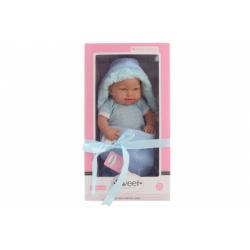 Obrázek Bábätko chlapček v zavinovačke v darčekovom balení