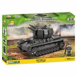 Obrázek Cobi 2548  II WW Flakpanzer IV Wirbelwind