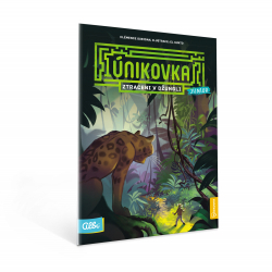 Obrázek ALBI Kniha Ztraceni v Džungli (Únikovka Junior)