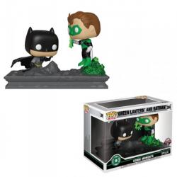 Obrázek Funko POP DC: Comics Moments - Green Lantern & Batman