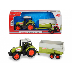 Obrázek Traktor Claas s Přívěsem 36 Cm