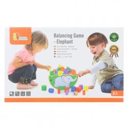 Obrázek Drevená hra sloní rovnováha
