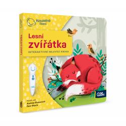 Obrázek ALBI KČ Minikniha pro nejmenší - Lesní zvířátka