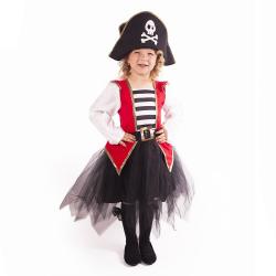 Obrázek kostým pirátka vel. M
