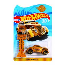 Obrázek Hot Wheels zlatý angličák 2018 edice