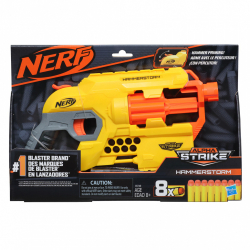 Obrázek Nerf Alpha Strike Hammerstorm