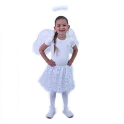 Obrázek Dětský kostým tutu sukně Anděl
