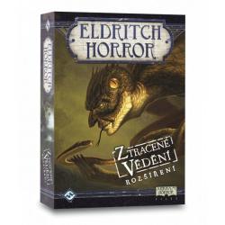 Obrázek Eldritch Horror: rozšírenie - Stratené poznania
