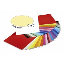 Obrázek Barevný papír 300g A4- Žlutý světlý