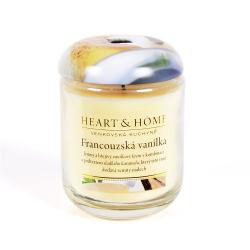 Obrázek Velká svíčka Francouzská vanilka
