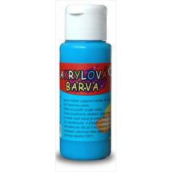 Obrázek Akrylová barva 60ml- modrá světlá