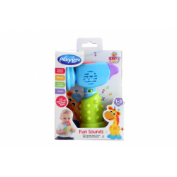 Obrázek Playgro - Veselé kladivo se zvuky