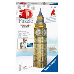 Obrázek Mini budova - Big Ben 54 dílků