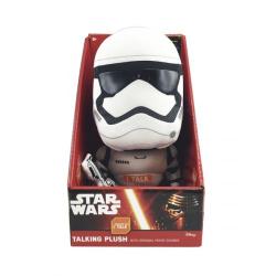 Obrázek Star Wars VII: Hovoriace plyš - Stormtrooper 22 cm