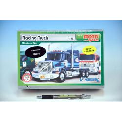 Obrázek Stavebnice Monti 43 Racing Truck Western star 1:48