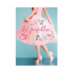 Obrázek ALBI Hrací přání - Retro šaty