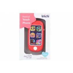 Obrázek Baby dotykový telefon na baterie