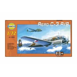 Obrázek Model Aero C-3 A/B 1:72 29,5x16,6cm