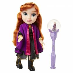 Obrázek Frozen 2: panenka Anna a sněhová hůlka