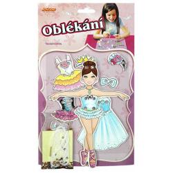 Obrázek Oblékání- panenka baletka