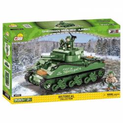 Obrázek Cobi 2550  II WW Sherman M4A3E2 Jumbo