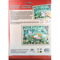 Obrázek Propisot pohádky - Princezna a jednorožci