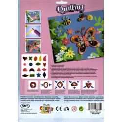 Obrázek Quilling - Motýl