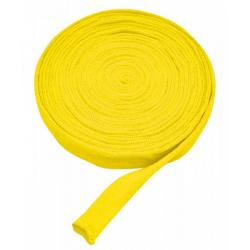 Obrázek Pletený tubus 10m x 4cm žlutý