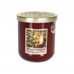 Obrázek ALBI Střední svíčka - Hřejivé Vánoce