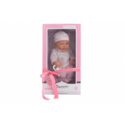 Obrázek Miminko holčička v dárkovém balení