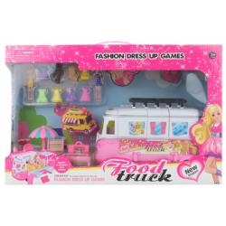 Obrázek Jídelní vůz pro panenky
