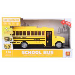 Obrázek Školní autobus na baterie